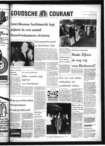 Goudsche Courant 1967-02-27