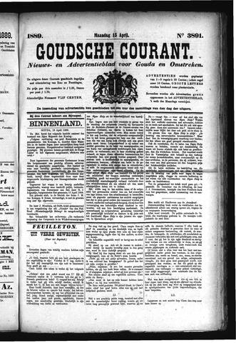 Goudsche Courant 1889-04-15