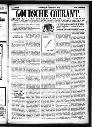 Goudsche Courant 1923-09-15