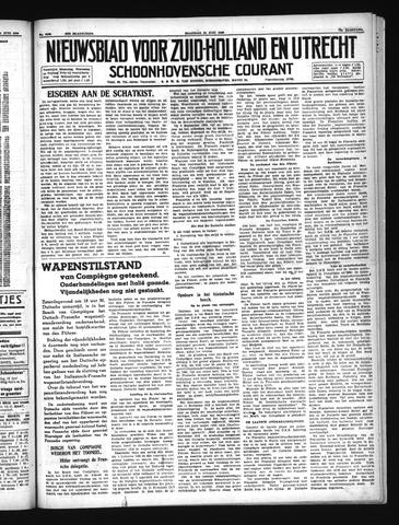 Schoonhovensche Courant 1940-06-24