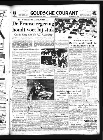 Goudsche Courant 1953-08-13
