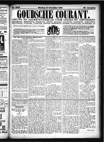 Goudsche Courant 1925-11-24