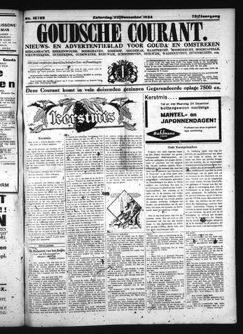 Goudsche Courant 1934-12-22