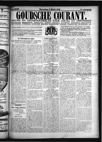 Goudsche Courant 1933-03-08