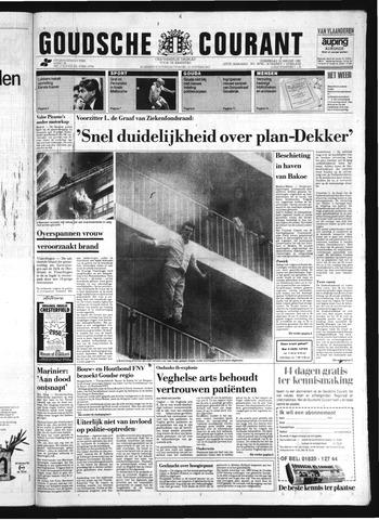 Goudsche Courant 1990-01-25