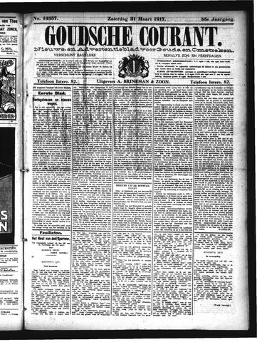 Goudsche Courant 1917-03-31