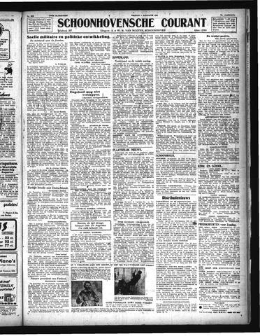 Schoonhovensche Courant 1944-08-04