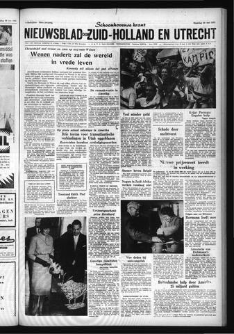 Schoonhovensche Courant 1961-05-29