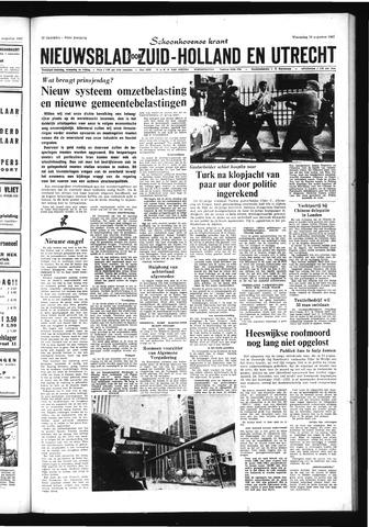 Schoonhovensche Courant 1967-08-30