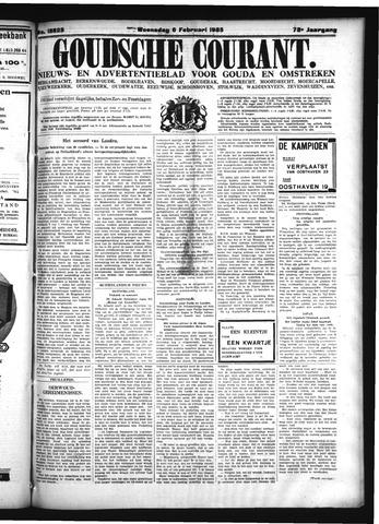 Goudsche Courant 1935-02-06
