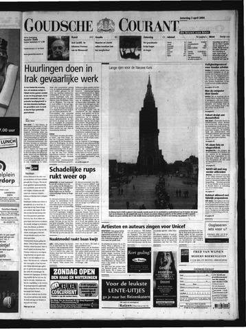 Goudsche Courant 2004-04-03