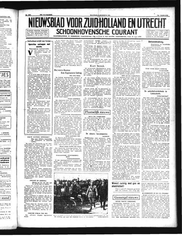 Schoonhovensche Courant 1941-08-04
