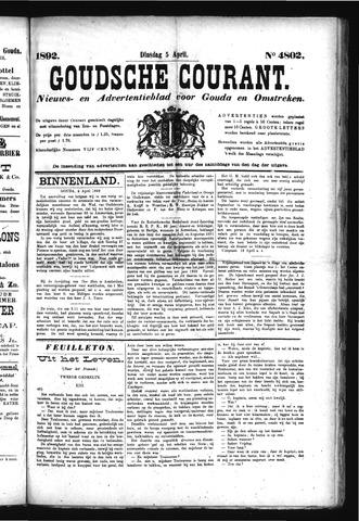 Goudsche Courant 1892-04-05
