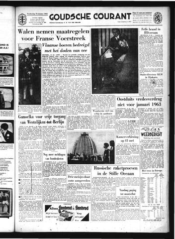 Goudsche Courant 1962-10-18