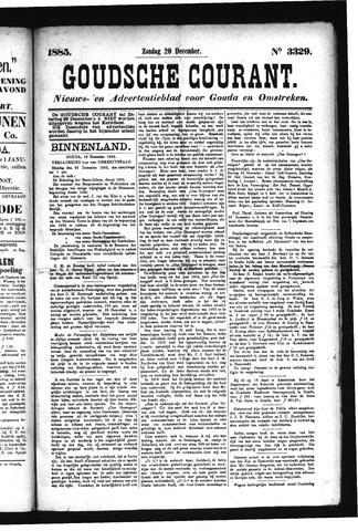 Goudsche Courant 1885-12-20