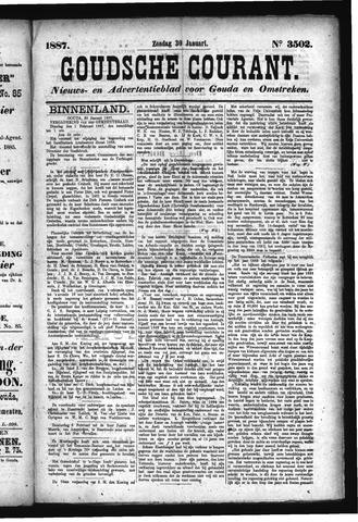 Goudsche Courant 1887-01-30