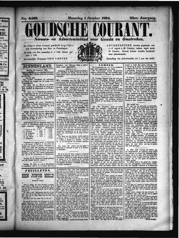Goudsche Courant 1894-10-01