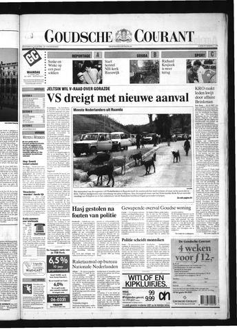 Goudsche Courant 1994-04-11