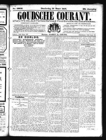 Goudsche Courant 1918-03-21