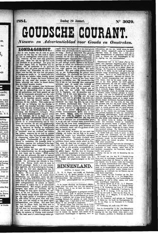 Goudsche Courant 1884-01-20