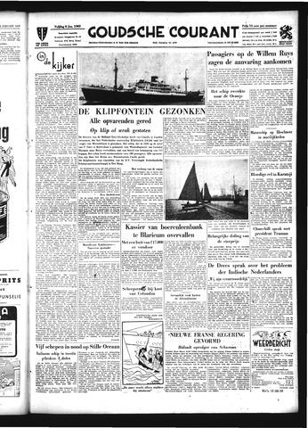 Goudsche Courant 1953-01-09