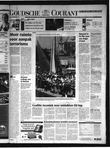Goudsche Courant 2005-06-20