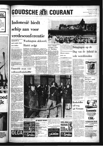Goudsche Courant 1968-05-02