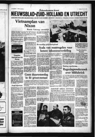Schoonhovensche Courant 1969-05-16