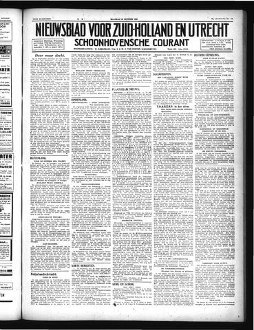 Schoonhovensche Courant 1946-10-21