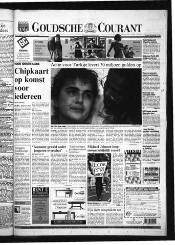 Goudsche Courant 1999-08-27