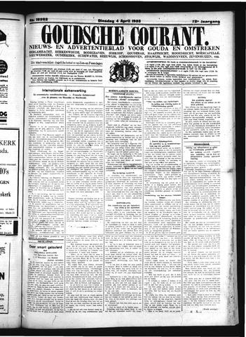 Goudsche Courant 1933-04-04