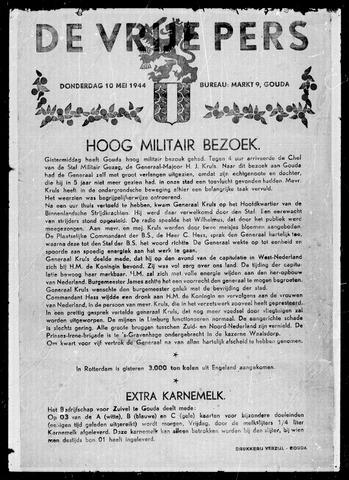 De Vrije Pers 1945-05-10