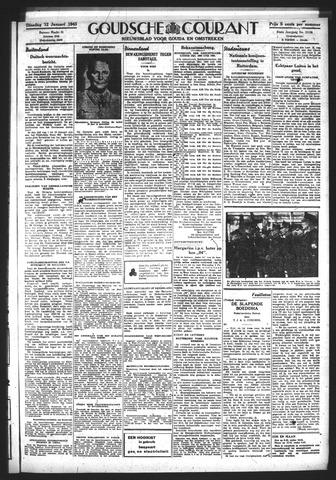 Goudsche Courant 1943-01-12