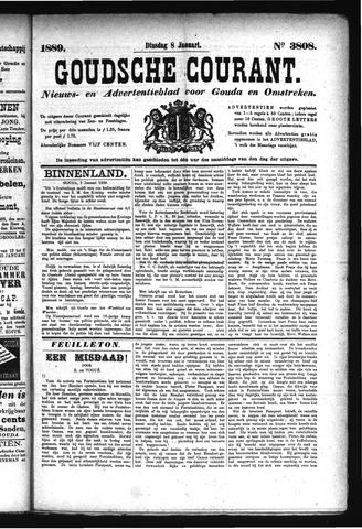 Goudsche Courant 1889-01-08
