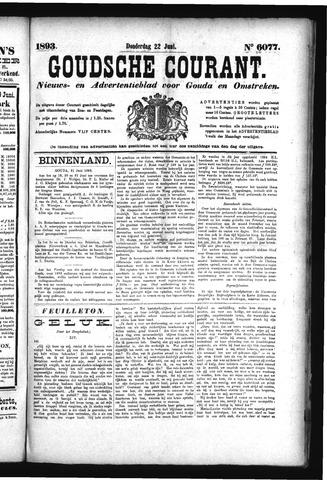 Goudsche Courant 1893-06-22
