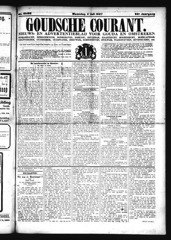 Goudsche Courant 1927-07-04
