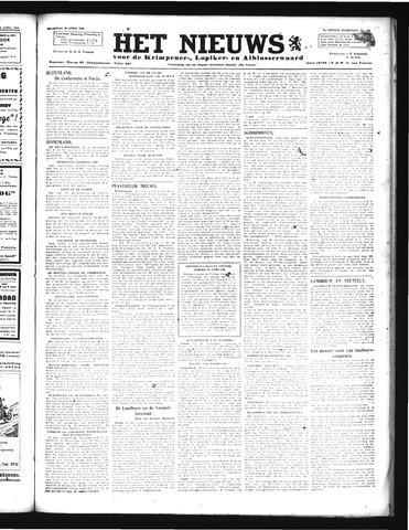 Schoonhovensche Courant 1946-04-29