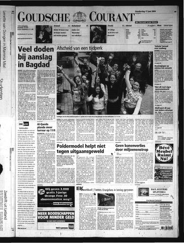 Goudsche Courant 2004-06-17