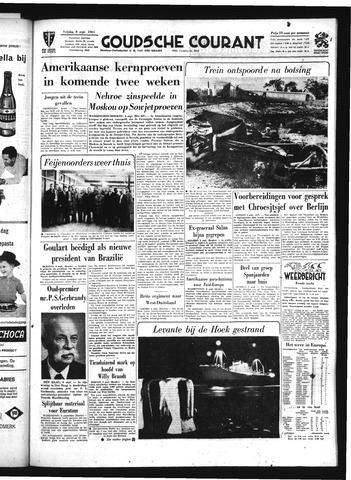 Goudsche Courant 1961-09-08