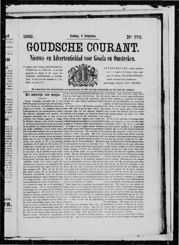 Goudsche Courant 1869-08-08