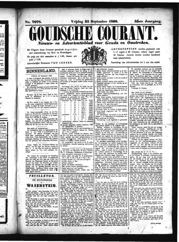 Goudsche Courant 1896-09-25