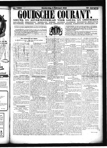 Goudsche Courant 1932-02-04