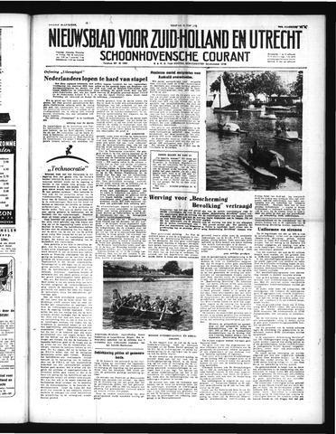 Schoonhovensche Courant 1952-06-13