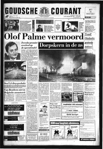 Goudsche Courant 1986-03-01
