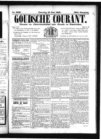 Goudsche Courant 1903-06-13