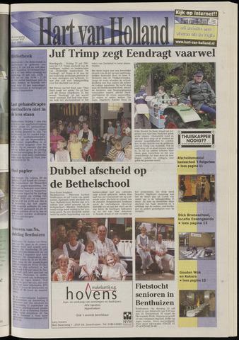 Hart van Holland 2001-07-18