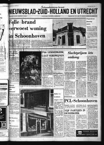 Schoonhovensche Courant 1974-04-22