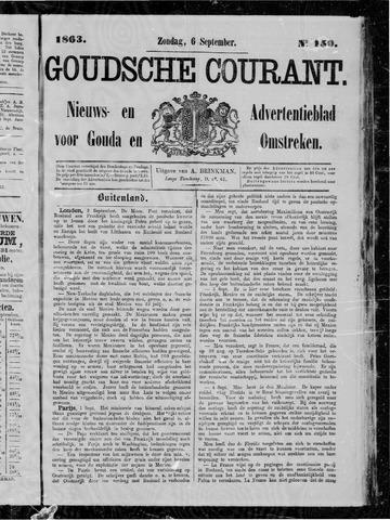 Goudsche Courant 1863-09-06