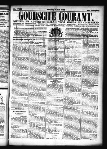 Goudsche Courant 1930-07-18