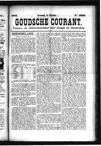 Goudsche Courant 1887-11-16